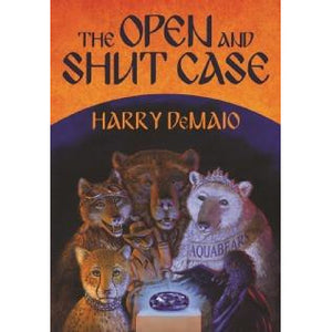 The Open and Shut Case - Octavius Bear Book 1 - Sherlock Holmes Books