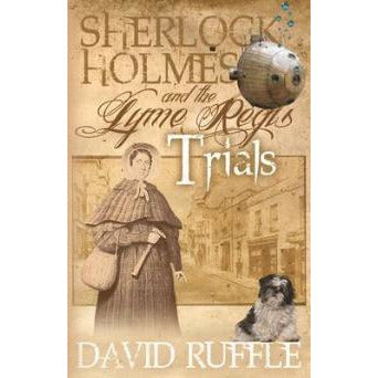 Sherlock Holmes and The Lyme Regis Trials - Sherlock Holmes Books
