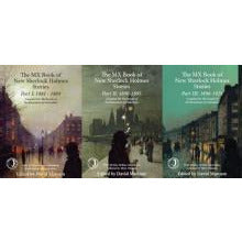 The MX Book of New Sherlock Holmes Stories - Volumes 1 to 3 - Hardcover - Sherlock Holmes Books