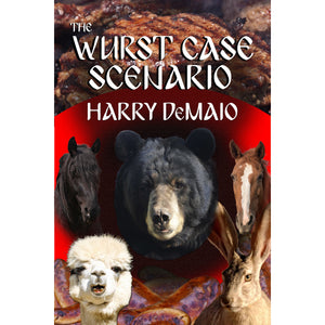 The Wurst Case Scenario (Octavius Bear Book 11)