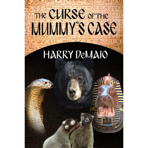 The Curse of the Mummy's Case: Octavius Bear Book 5