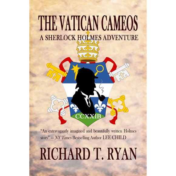The Vatican Cameos: A Sherlock Holmes Adventure, Paperback