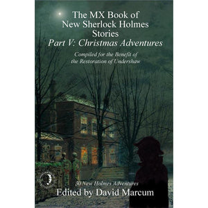 Personalised - The MX Book of New Sherlock Holmes Stories - Part V: Christmas Adventures, Hardcover