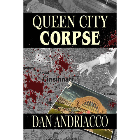 Queen City Corpse (McCabe and Cody Book 7)