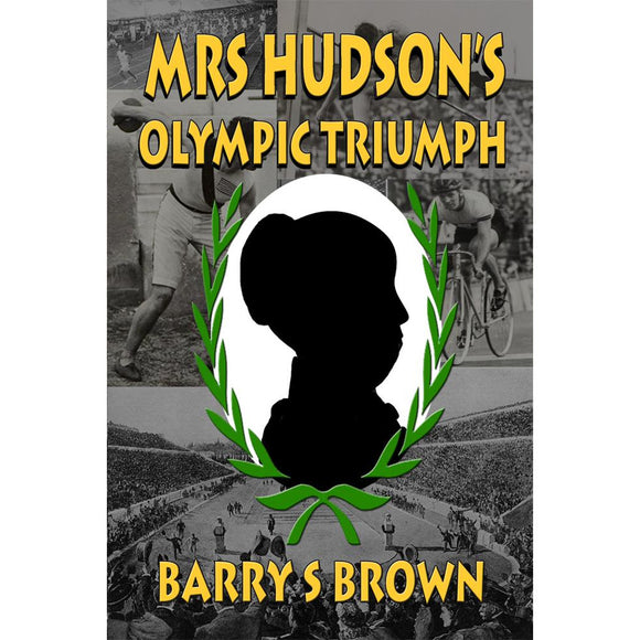 Mrs Hudson's Olympic Triumph (Mrs. Hudson of Baker Street Book 5)