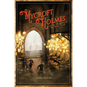 Mycroft Holmes and the Adventure of the Desert Wind - Paperback Edition