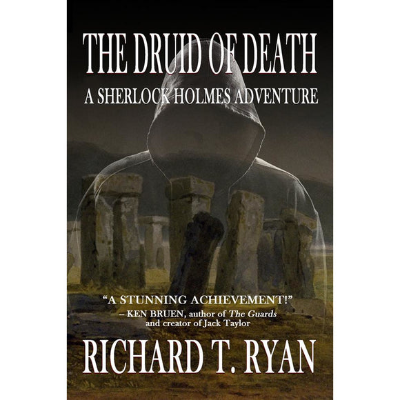 The Druid of Death – A Sherlock Holmes Adventure, Hardcover