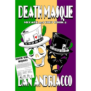 Death Masque (McCabe and Cody Book 8)