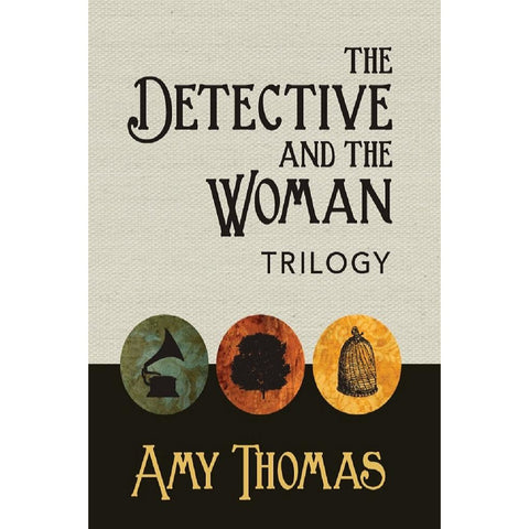 The Detective and The Woman Trilogy