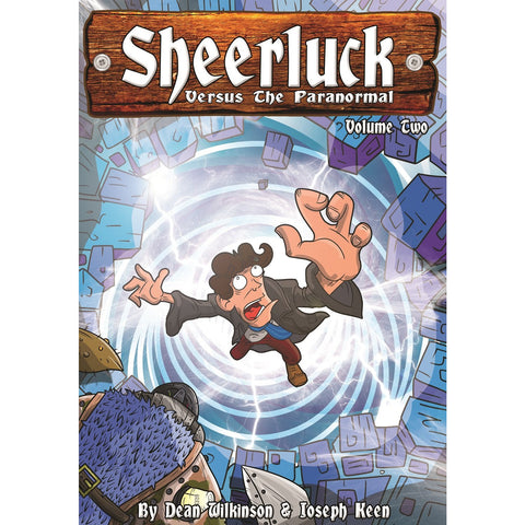Sheerluck Versus The Paranormal Volume 2