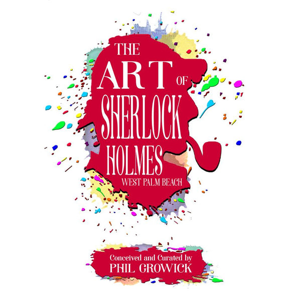 The Art of Sherlock Holmes - West Palm - Standard Edition