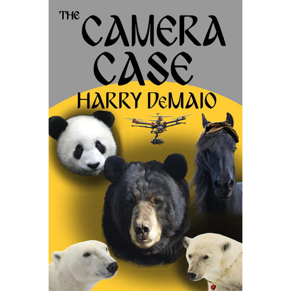 The Camera Case (Octavius Bear Book 10)