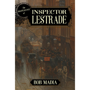 The Disappearance Of Inspector Lestrade
