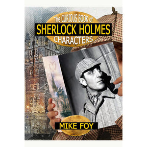 The Curious Book of Sherlock Holmes Characters