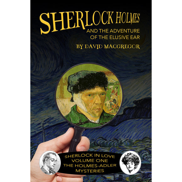 Sherlock Holmes and The Adventure of The Elusive Ear