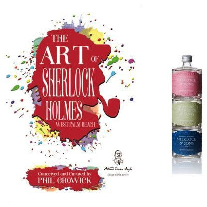 Art and Gin Gift Set Bundle (UK Only)