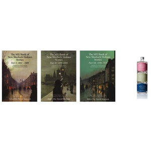 MX Collection Vols 1-3 plus Gin Gift Set Bundle (UK only)