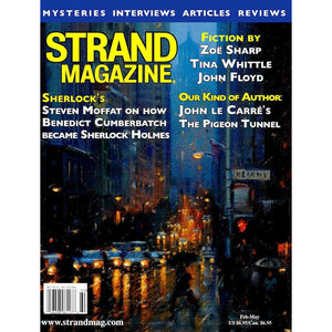 The Strand Magazine 51st Issue : Exclusive interview with Sherlock's Steven Moffat