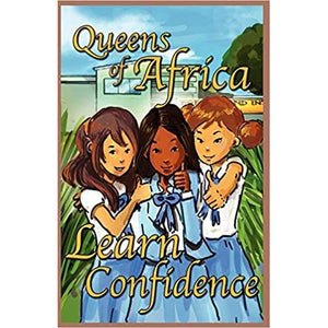 Learn Confidence: Queens of Africa Book 7