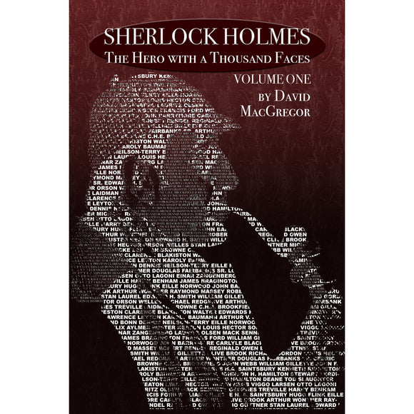 Sherlock Holmes: The Hero With a Thousand Faces – Volume 1 - Hardcover