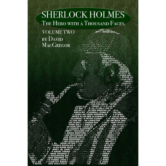 Sherlock Holmes: The Hero With a Thousand Faces – Volume 2 - Paperback