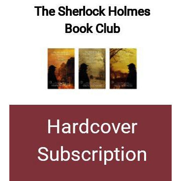 Sherlock Holmes Book Club - Hardcover Subscription