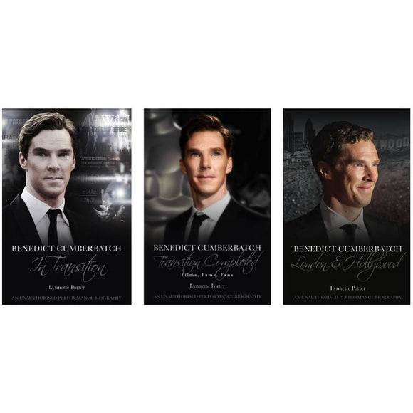 Benedict Cumberbatch - All Three Biographies