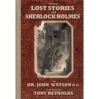 Lost Stories of Sherlock Holmes (special hardback edition) - Sherlock Holmes Books