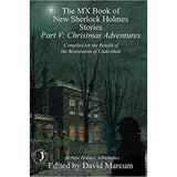 MX Collection of Christmas Stories and Mr Holmes' Advent Calendar Bundle