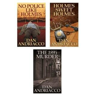 The Sebastian McCabe Series Books 1-3 - Sherlock Holmes Books