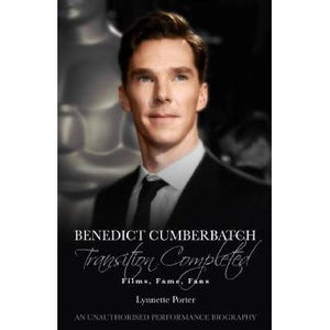 Benedict Cumberbatch, Transition Completed - Sherlock Holmes Books