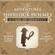 A Case of Identity - The Adventures of Sherlock Holmes Re-Imagined - Sherlock Holmes Books