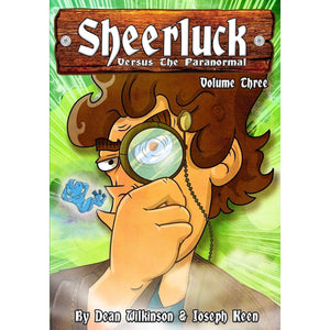 Sheerluck Versus The Paranormal Volume 3