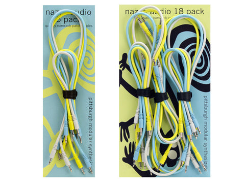 Nazca patch cables