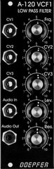 A-120 24dB Low Pass 1 (vintage)