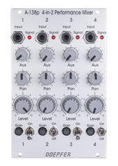 A-138p Performance Mixer