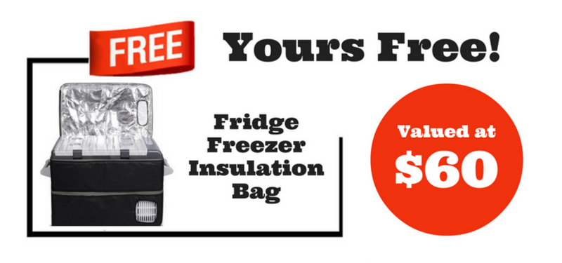 Free Gift Fridge Freezer Insulation Bag