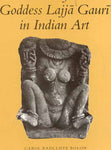 Forms of the Goddess Lajja Gauri in Indian Art