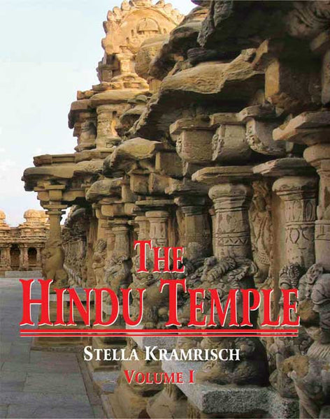 The Hindu Temple (2 Vols.)