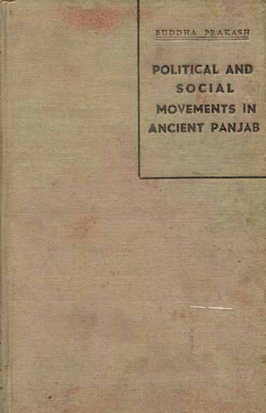 Political and Social Movements in Ancient Punjab