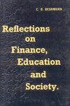 Reflections on Finance, Education and Society