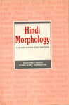 Hindi Morphology: A Word Based Description