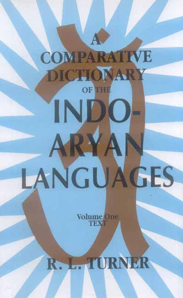 A Comparative Dictionary of the Indo-Aryan Languages (4 Vols.)