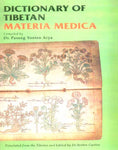 Dictionary of Tibetan Materia Medica