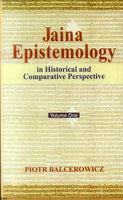 Jaina Epistemology (Set 2 Vols.): in historical and comparative perspective