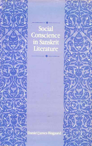 Social Conscience in Sanskrit Literature