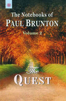 The Quest (Vol. 2): The Notebooks of Paul Brunton: An in-depth study of category number one from the Notebooks