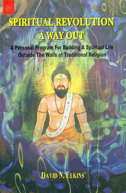 Spiritual Revolution a Way Out: A Personal Program for Building a Spiritual Life Outside the walls of traditional religion