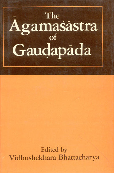 The Agamasastra of Gaudapada