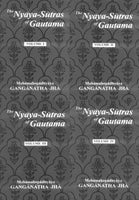 The Nyaya-Sutras of Gautama (4 Vols.)